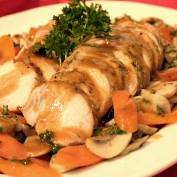 Recipe Rosemary Flavored Soy Turkey Tenderloin S