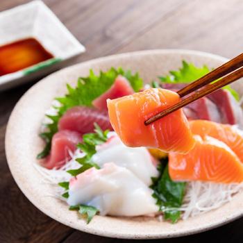 Recipe Sashimi Platter S