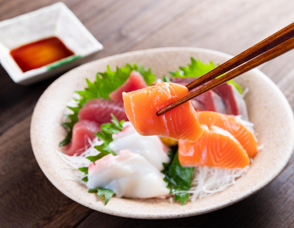 Recipe Sashimi Platter