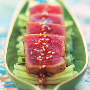 Recipe Sauteed Tuna S