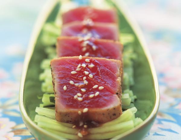Recipe Sauteed Tuna