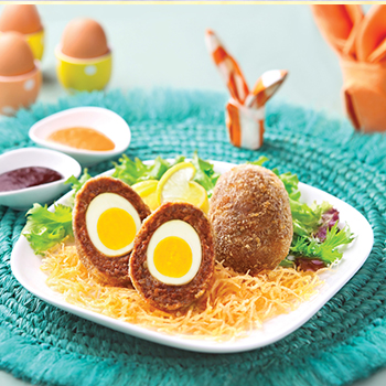 Recipe Scotch Eggs