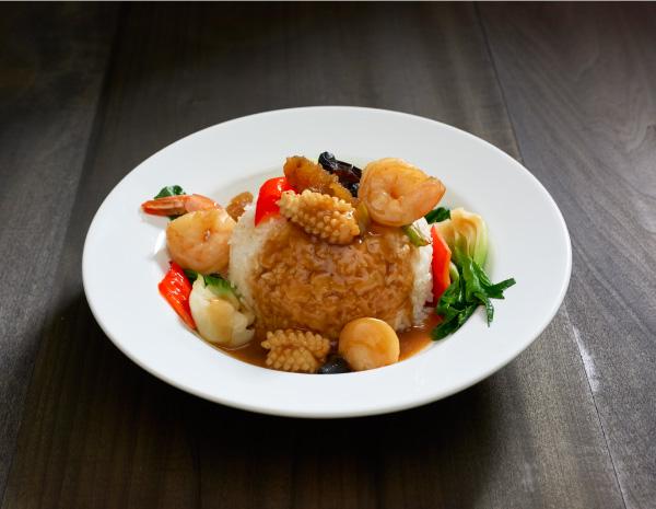 Recipe Seafood Rice