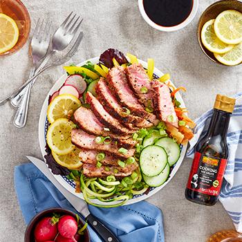 Recipe Seared Ahi Tuna Salad S