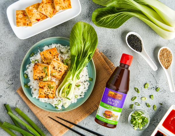 Recipe Seared Hoisin Tofu