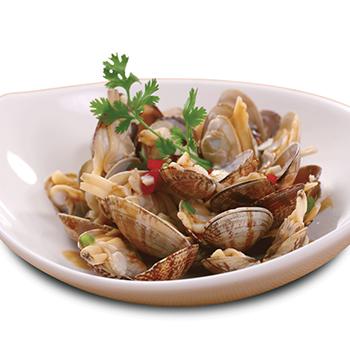Recipe Seasoned Fresh Clams S