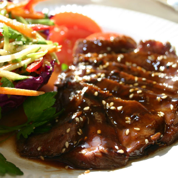 Recipe Sesame Beef Salad