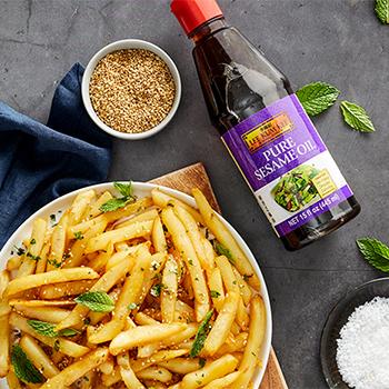 Recipe Sesame Fries S