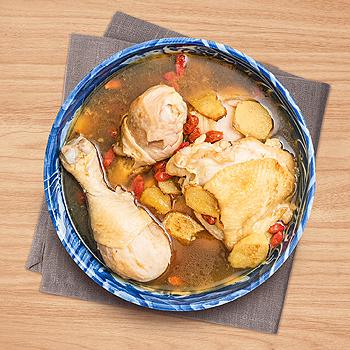 Recipe Sesame Oil Chicken S