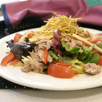 Recipe Shredded Tuna Salad S