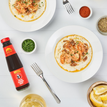 Recipe Shrimp and Grits S
