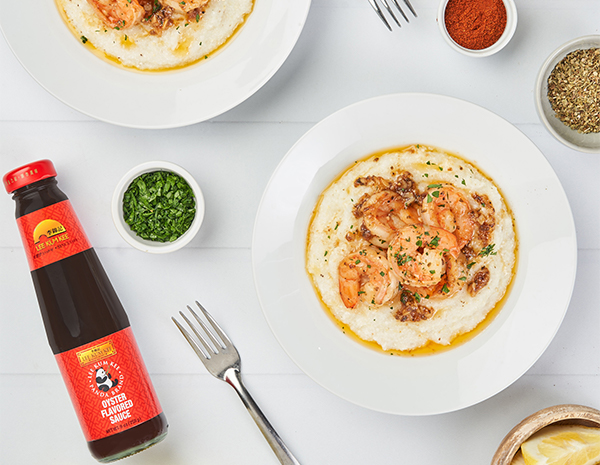 Recipe Shrimp and Grits