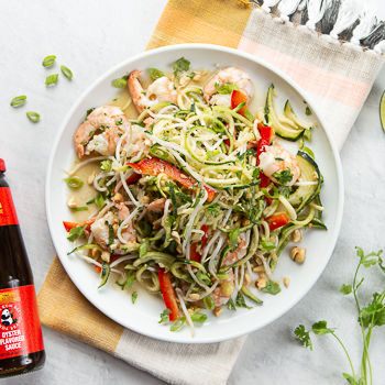 Recipe Shrimp Pad Thai with Zoodles S Re