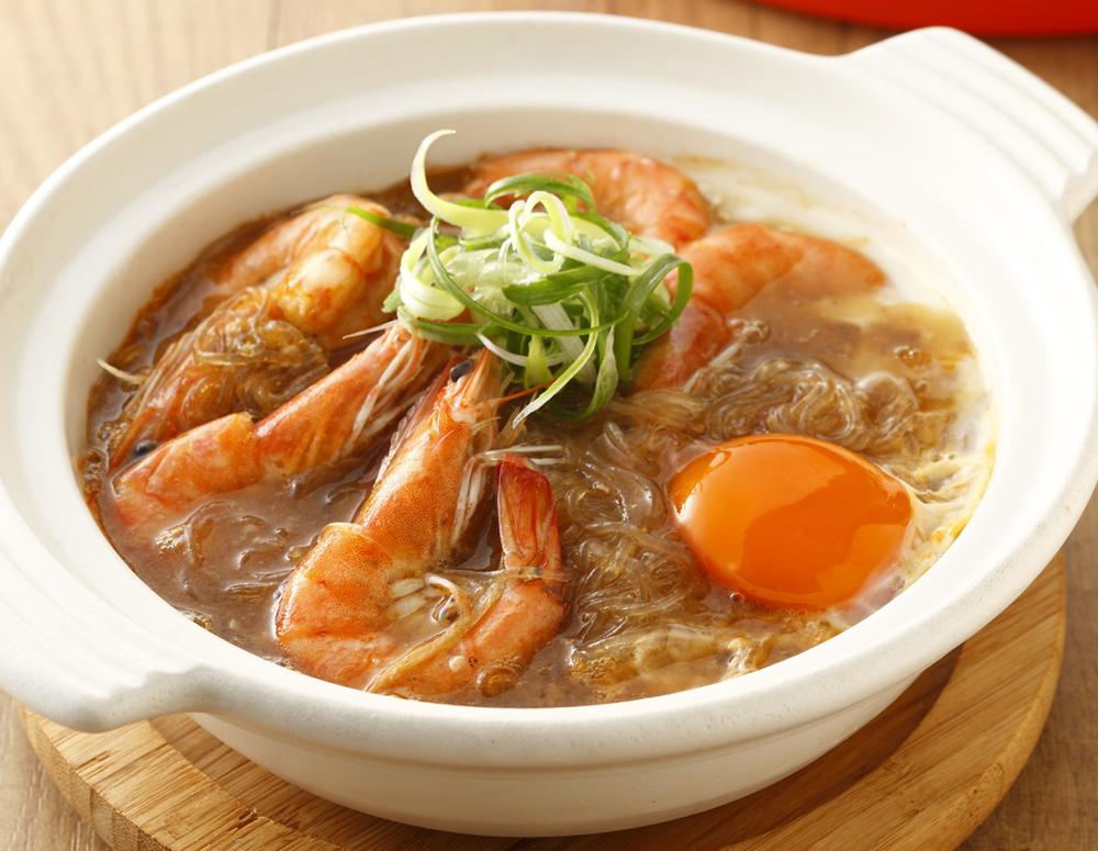 Recipe Shrimp with Vermicelli Casserole