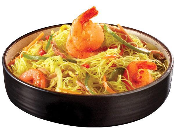 Recipe Singapore Noodles