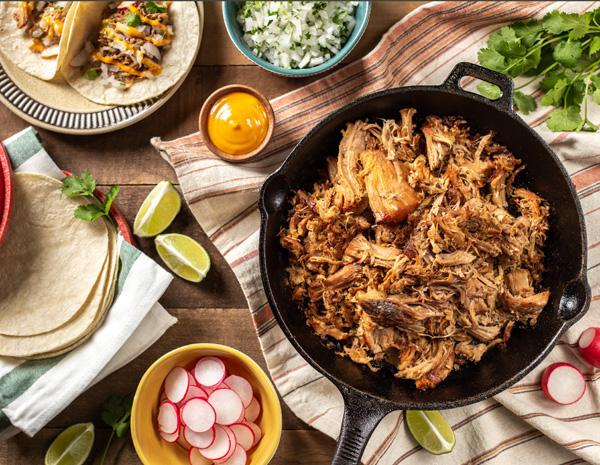 Recipe Slow Cooker Carnitas