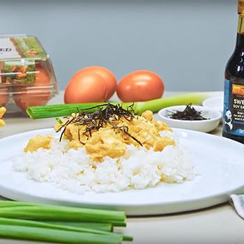 Recipe Soft Scrambled Tamago Eggs S