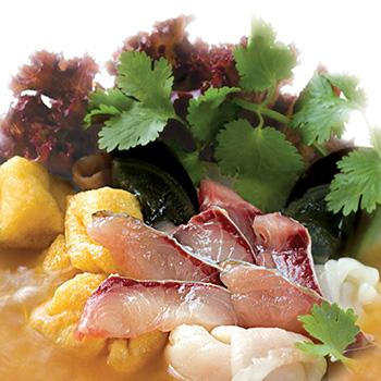 Recipe Soup Base for Fish & Cilantro Hot Pot S