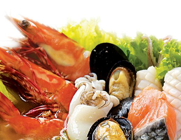 Recipe Soup Base for Seafood Hot Pot