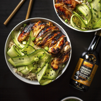 Recipe Soy Glazed Grilled Chicken Bowl S