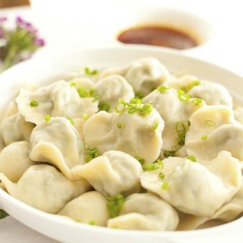Recipe Soybean Pork Dumplings