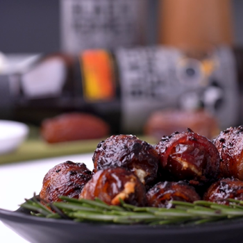 Recipe Spiced Goat Cheese Stuffed Bacon Wrapped Dates S