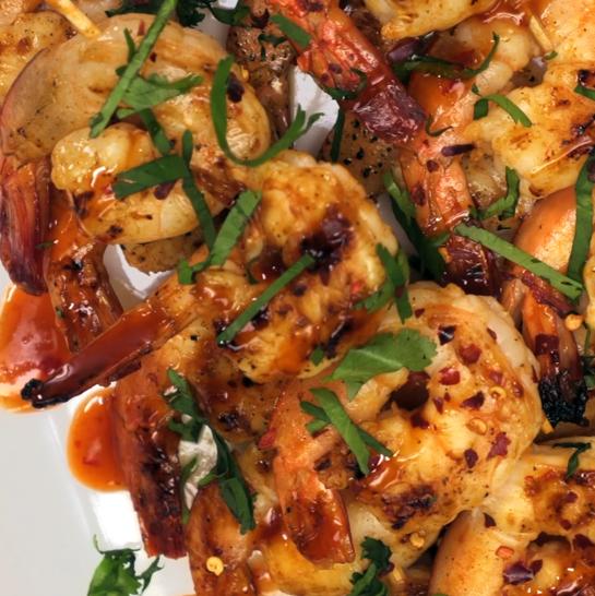 Recipe Spicy BBQ Shrimp S