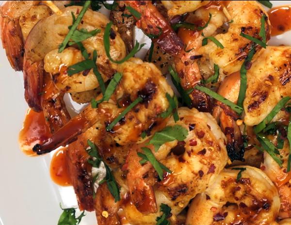 Recipe Spicy BBQ Shrimp