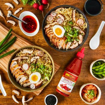 Recipe Spicy Chicken Ramen S