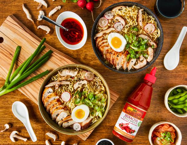 Recipe Spicy Chicken Ramen