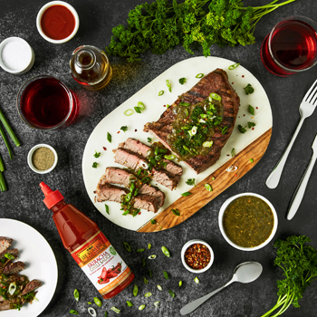 Recipe Spicy Chimichurri Steak S
