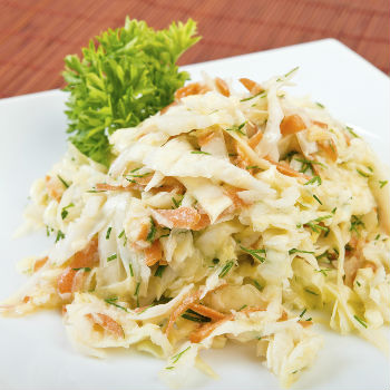 Recipe Spicy Coleslaw Salad S