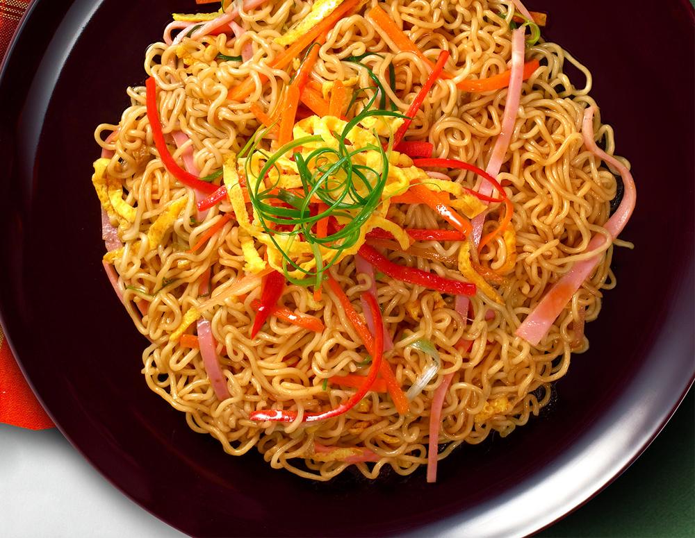 Recipe Spicy Instant Noodles