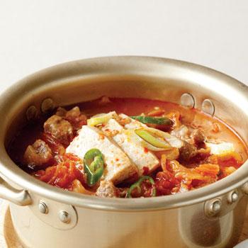Recipe Spicy Kimchi Tofu Stew S