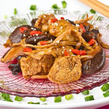 Recipe Spicy Shanghai Sponge Tofu S