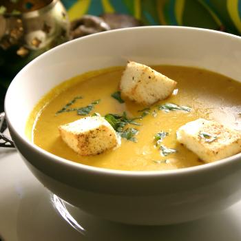 Recipe Spicy Squash Soup S