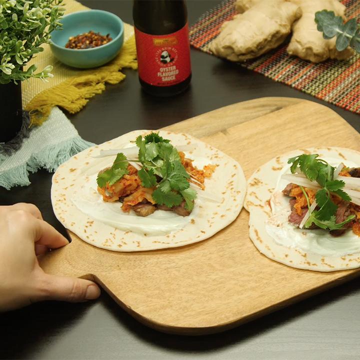 Recipe Spicy Steak Tacos S