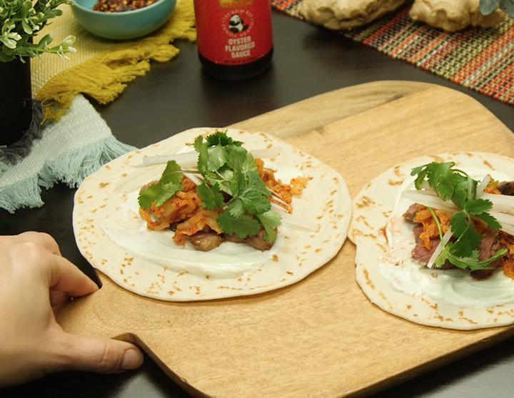 Recipe Spicy Steak Tacos