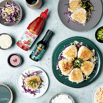 Recipe Spicy Tuna Yaki Onigiri S