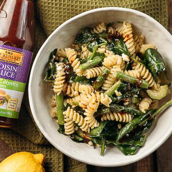 Recipe Spring Pasta Salad S