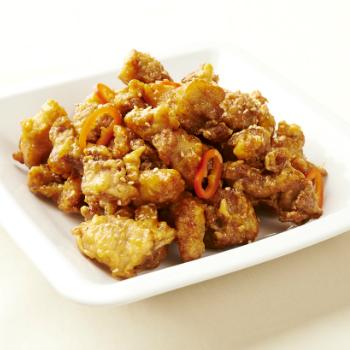 Recipe Sriracha Mayo Popcorn Chicken S