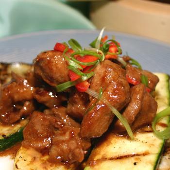 Recipe Stewed Pork with Hoisin Sauce