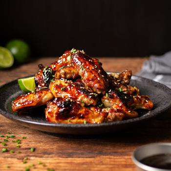 Recipe Sticky Hoisin Wings S