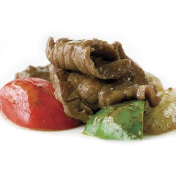 Recipe Stir-Fried Beef with Black Bean Sauce S