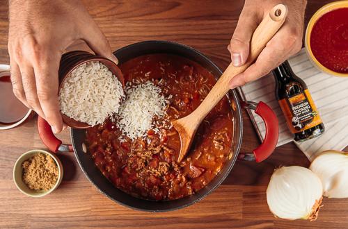 Recipe Stuffed Pepper Soup_Step 4