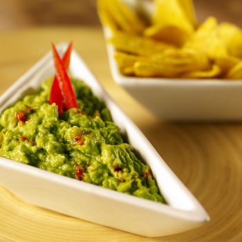 Recipe Summer Guacamole with Lee Kum Kee Chili Garlic sauce S