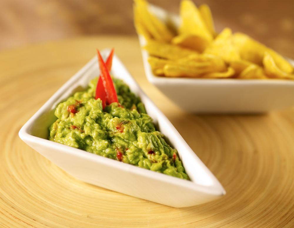 Recipe Summer Guacamole with Lee Kum Kee Chili Garlic sauce