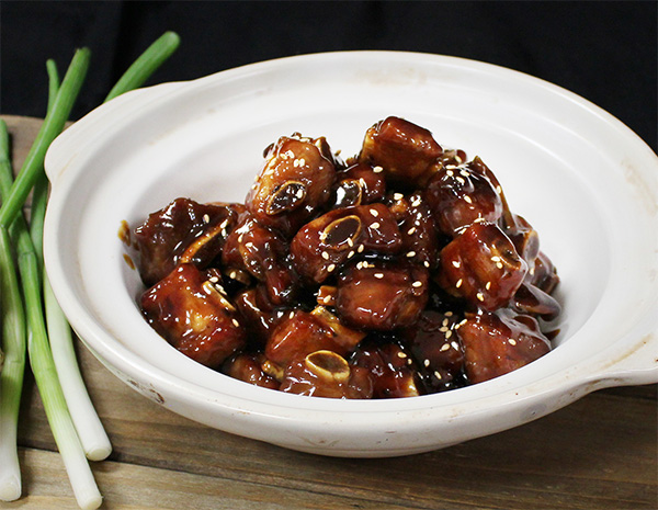 Recipe Sweet and Sour Pork Ribs