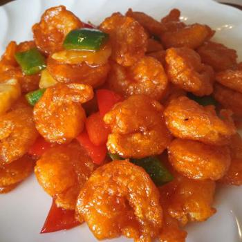 Recipe Sweet and Sour Shrimp Balls S