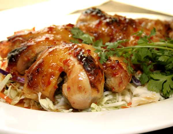 Recipe Sweet and Spicy Chicken